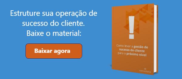 eBook Sucesso do Cliente para o próximo nível